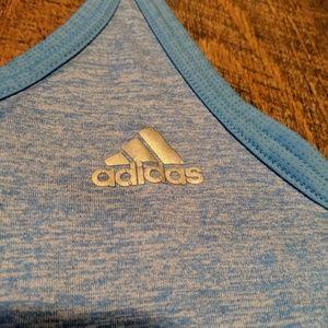 adidas Tops - Adidas Climalite Racerback Gym Workout Tank
